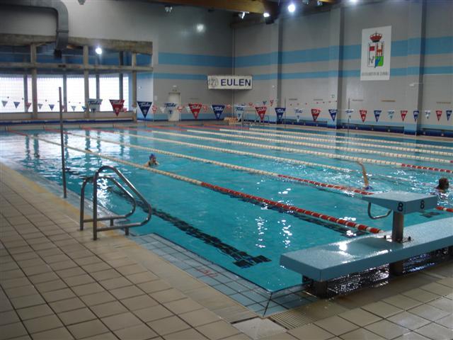 Club deportivo nataci n zamora instalaciones for Piscina cubierta zaragoza