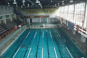 piscina real canoe n c madrid